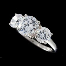 ΤΡΙΛΟΓΙΑ : TR1408 ALL DIAMONDS 3STONE